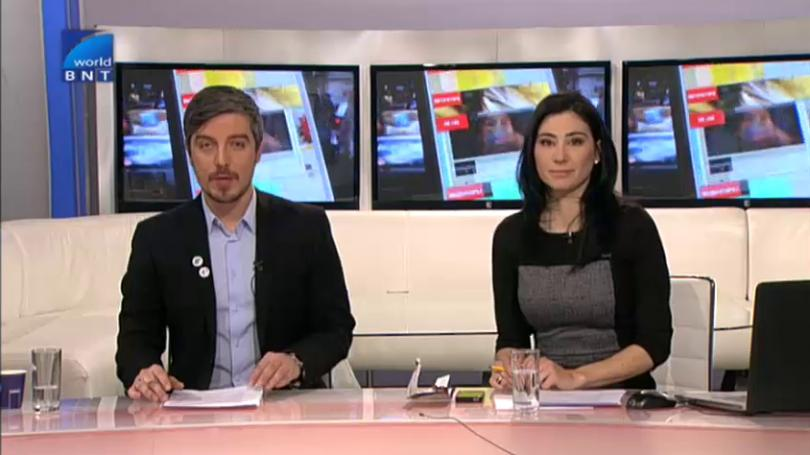 Левски в илюстрациите на Христо Нейков - в Денят започва с култура, 13.02.2015