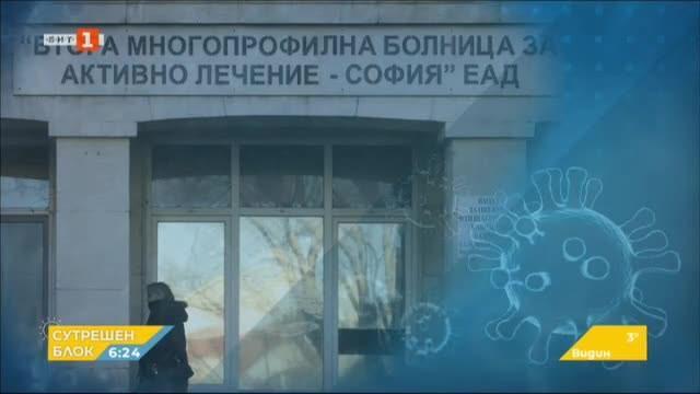 Мерки срещу вируса в София