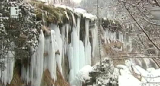 Ледени водопади