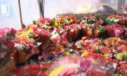 Празник на любовта. Колко струва цветното удоволствие?