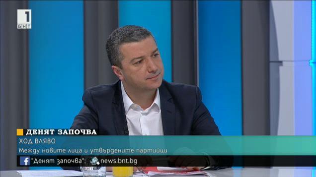 Драгомир Стойнев: 40% от водачите на листи на БСП са нови лица
