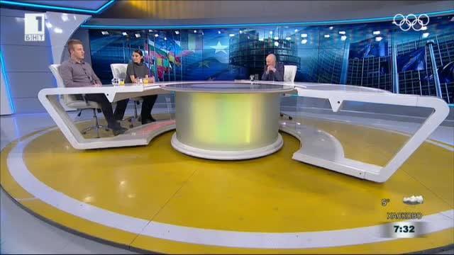 Българското пътуване в Европа - Скорости - тази вечер по БНТ