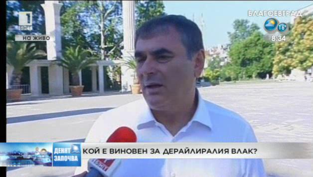 Пряко от Варна - разговор с министъра на транспорта Данаил Папазов