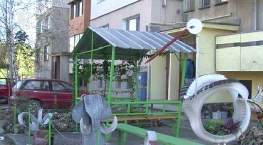 Старите автомобилни гуми - катализатор на добросъседството