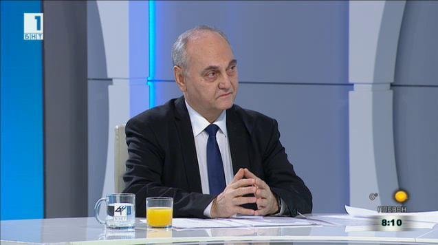Д-р Глинка Комитов: Към днешна дата ефектът от въвеждането на пръстовия идентификатор е нулев