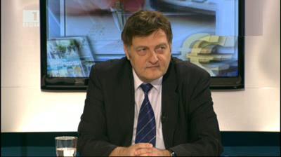 Приоритетите в инвестиционното проектиране, разговор с министър Иван Данов