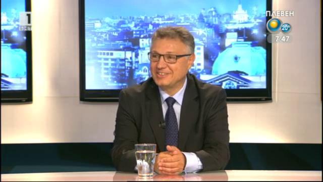 Велизар Шаламанов за приоритетите в управлението на Министерството на отбраната