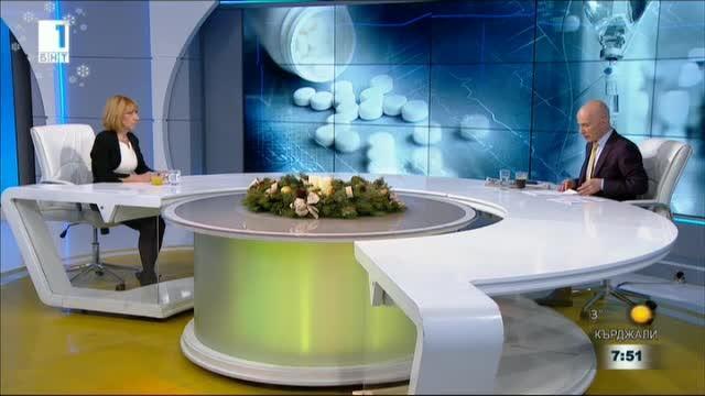 Анелия Клисарова: Мораториумът върху лекарствата е противоконституционен