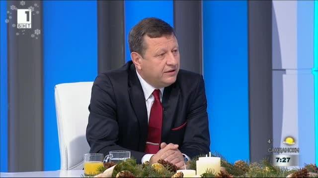 Веселин Божков: 300 хил. лева са санкциите заради роуминга