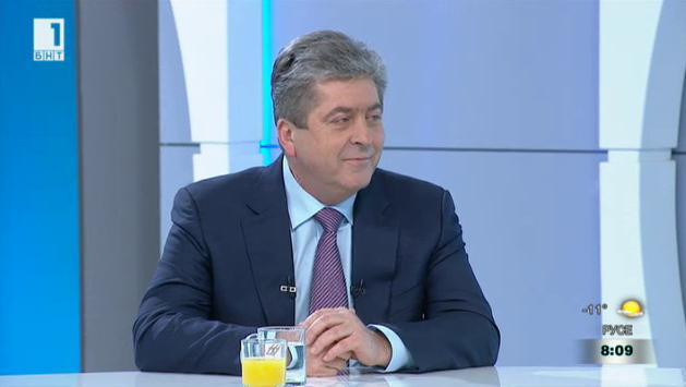 Георги Първанов: АБВ има амбицията да играе ролята на център без монопол