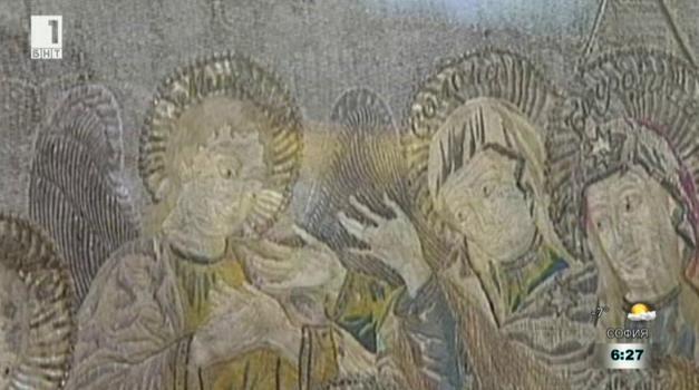 Реликви в храм Св. Троица в Русе