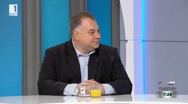 Д-р Мирослав Ненков: Ние нямаме капацитет да създаваме стратегия