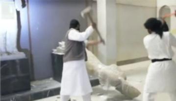Ислямска държава и разрушаването на културно наследство