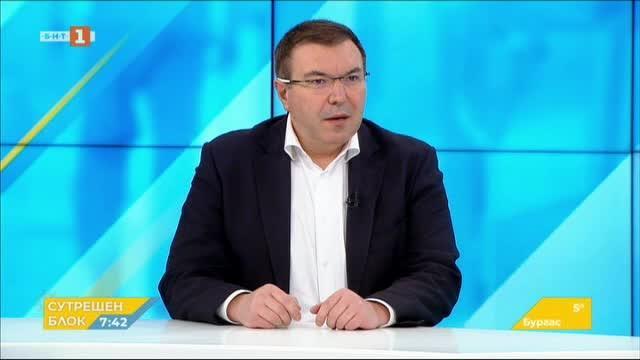 Мисията на лекарите в борбата с COVID-19 -  говори проф. д-р Ангелов