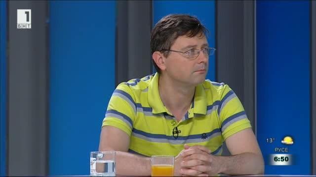 Димитър Ганчев: Следващата кибератака ще е по-умно направена