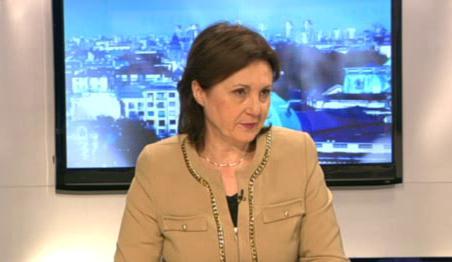 Румяна Бъчварова след посещението в САЩ: Какъв е външният поглед за политическата обстановка у нас?