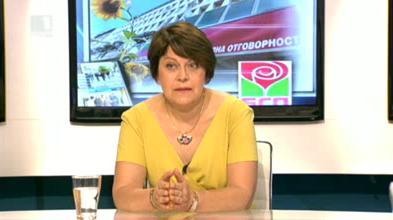 Татяна Дончева ще създаде нова партия