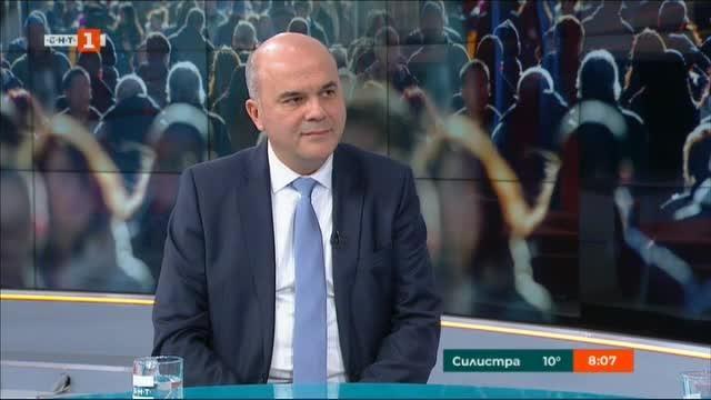 Бисер Петков: По-висок таван на пенсиите и повече помощи за отопление