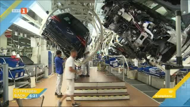 Какви са шансовете Фолксваген да строят завод в България