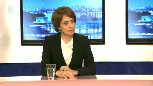 Какви са целите на Синьо единство за европейските избори – разговор с Надежда Нейнски