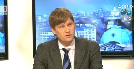 Джонатан Алън за ситуацията в Украйна и евроизборите в България