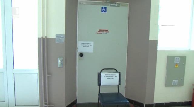 Жена пропадна в болничен асансьор
