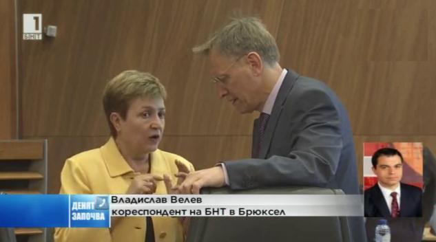 Шансовете на Кристалина Георгиева да е следващият дипломат №1 на ЕС