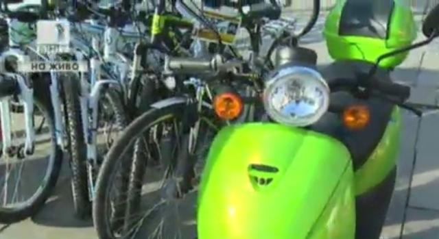 Зелена светлина на фокус: Екологична градска мобилност