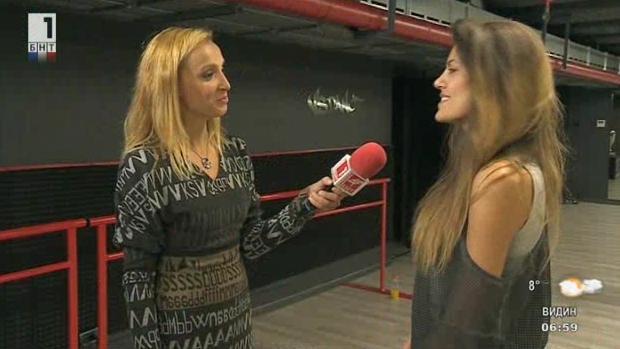 Михаела Филева ще подгрява концерта на хип-хоп звездата Ив
