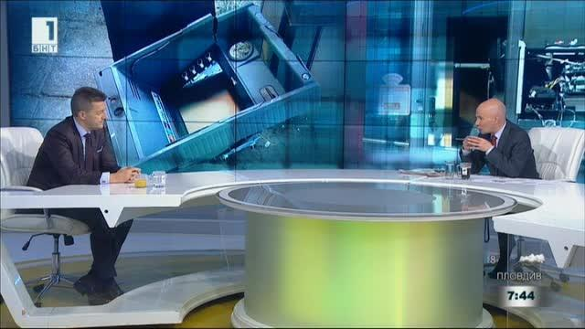 Петър Андронов: Банкоматите са добре защитени