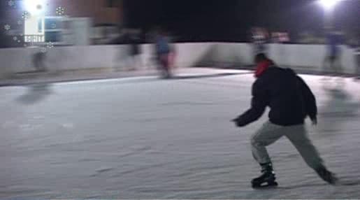 Радост на леда