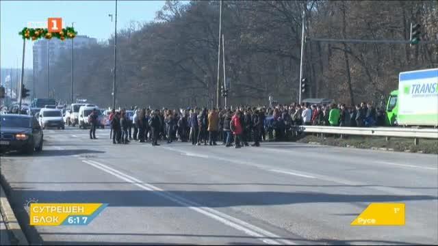 Безопасни ли са кръстовищата в София?