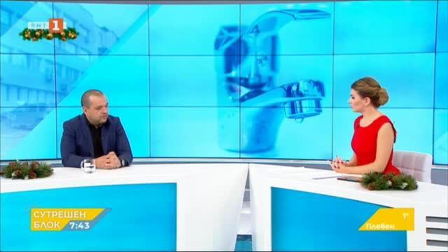 Д-р Ивайло Касчиев, ВиК-КЕВР: Водният сектор не се управлява добре