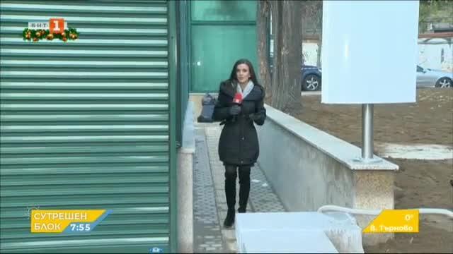 Недоволство заради тротоар край бъдещата метростанция Патриарх Евтимий