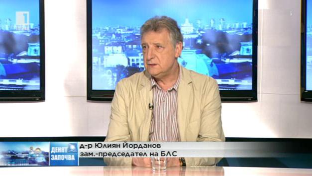 Д-р Юлиян Йорданов: Отиваме към катастрофа в здравеопазването