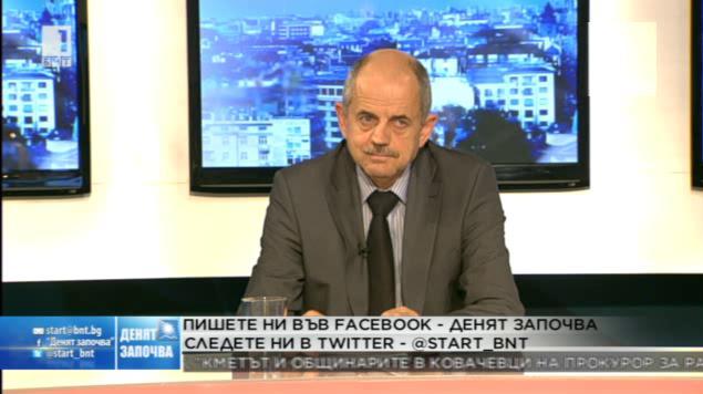 """Георги Костов: """"Напоителни системи"""" е предприятие, което е част от националната сигурност на България"""