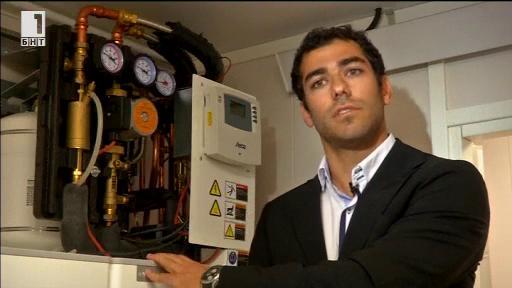 Зелена светлина - 18 ноември 2014: Самостоятелна система за подгряване