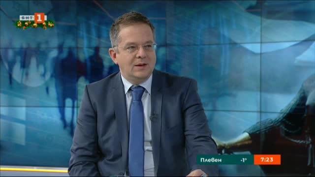 Парите на София - заместник-кметът Дончо Барбалов