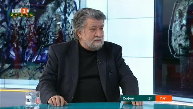 Вежду Рашидов с нова изложба
