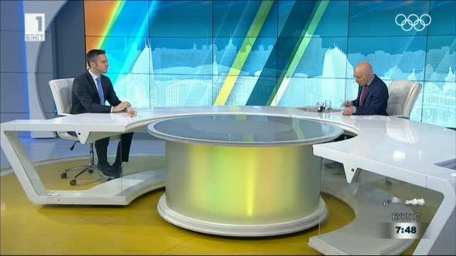 Вигенин: Визитата на президента Радев в Македония беше изключително успешна