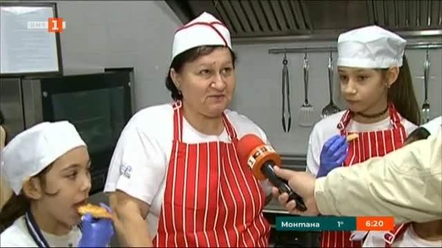 Кулинаротерапия за деца