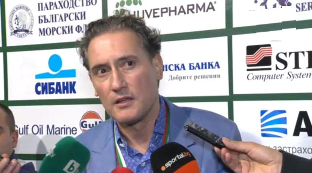 Кирил Домусчиев: Лудогорец не е временно явление в българския футбол