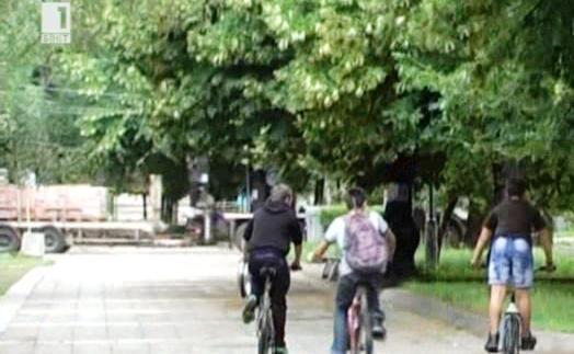 Шофьори-нарушители в пешеходната зона на Кюстендил