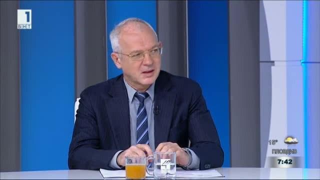 Васил Велев: Държавна администрация изисква данни, с които вече разполага