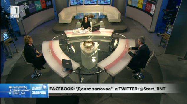 Възможна ли е пенсионна реформа? Дебат между Пламен Димитров и Емилия Масларова