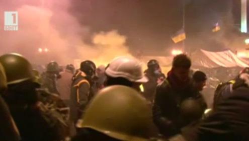 След примирието: ситуацията в Украйна