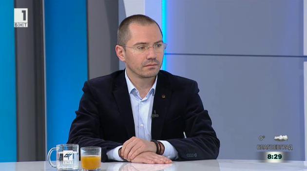 Ангел Джамбазки: Съдебните спорове да се решават в държавните съдебни инстанции