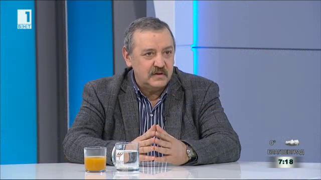 Проф. Кантарджиев: Няма втора вълна на грип