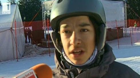 Млад талант на сноуборд пистата