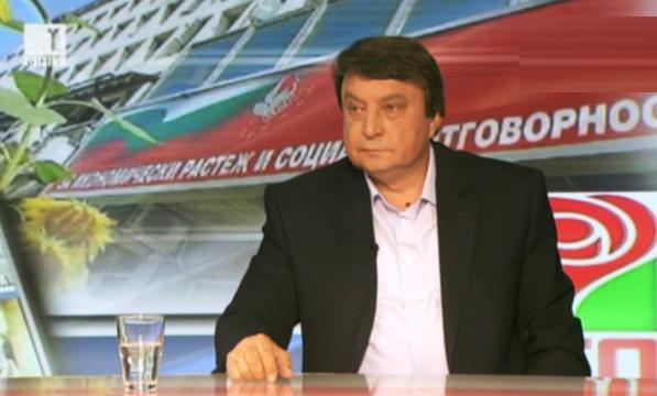 Червеняков: Очакваме подкрепа за програмата